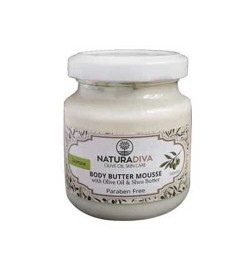 Shea butter body cream με Καριτέ και αιθέρια έλαια Γιασεμί